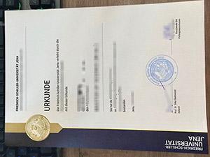 Universität Jena urkunde, Friedrich Schiller University Jena degree, Friedrich-Schiller-Universität Jena certificate,
