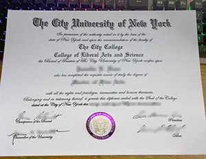 City University of New York diploma, fake CUNY diploma, City University of New York degree,