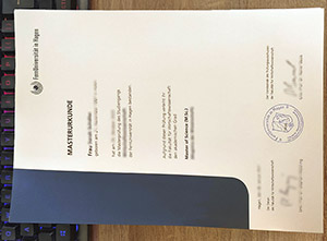 FernUniversität in Hagen urkunde, FernUniversität in Hagen degree, FernUni Hagen certificate,