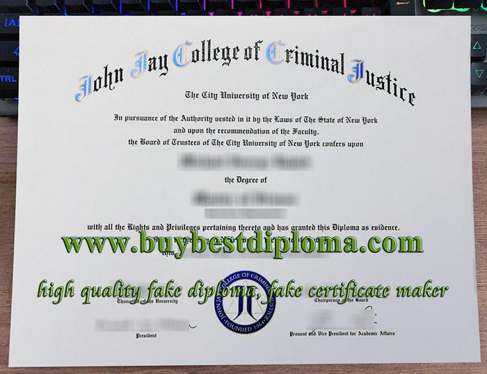 John Jay College diploma, John Jay College degree, buy John Jay College certificate,