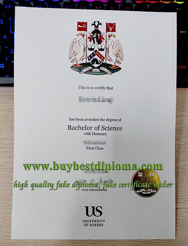 fake University of Sussex diploma, buy University of Sussex degree, University of Sussex certificate,