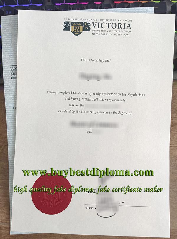 Victoria University of Wellington degree, Victoria University of Wellington transcript, Victoria University certificate, 惠灵顿维多利亚大学毕业证,