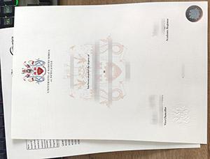 Northumbria University degree, Northumbria University certificate, Northumbria University transcript, 诺森比亚大学证书,
