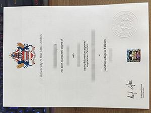University of the Arts London degree, University of the Arts London certificate, UAL diploma, 伦敦艺术大学毕业证,