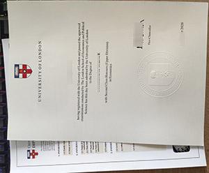 University of London degree, University of London certificate, University of London transcript, 伦敦大学毕业证,