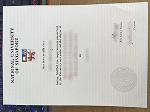 National University of Singapore degree, fake NUS certificate, National University of Singapore diploma, 新加坡国立大学毕业证,