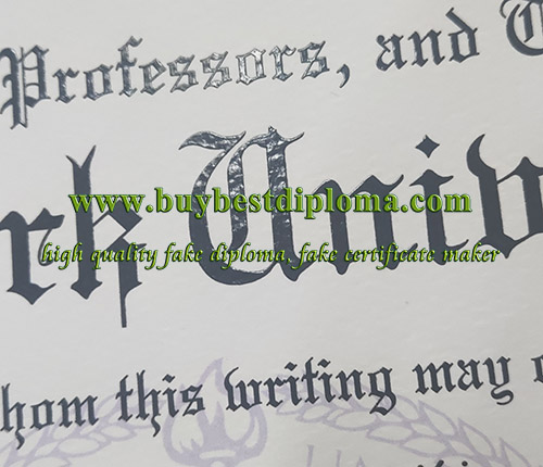 fake NYU diploma, NYU diploma UV letters, fake NYU certificate,