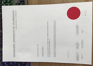Swinburne University of Technology degree, fake SUT diploma, Swinburne University of Technology certificate, 斯威本科技大学毕业证,