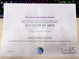 University of Manchester degree, University of Manchester certificate, University of Manchester diploma, 曼彻斯特大学毕业证,