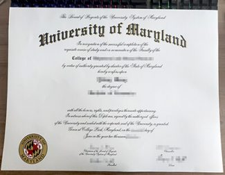 University of Maryland College Park diploma, fake UMD diploma, UMCP degree, University of Maryland College Park degree, 马里兰大学帕克分校毕业证,