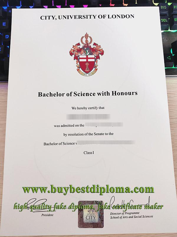 City University of London diploma, fake CUL bachelor degree, buy City University of London certificate, 伦敦城市大学毕业证,