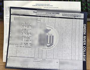 Green River College transcript, fake Green River College certificate, Green River College diploma,