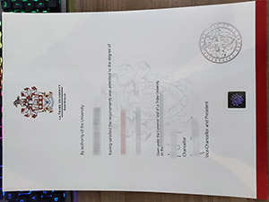 La Trobe University degree, La Trobe University diploma, La Trobe University certificate, 拉筹伯大学毕业证,