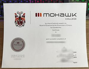 Mohawk College diploma, Mohawk College degree, Mohawk College certificate,