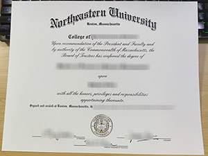 Northeastern University diploma, Northeastern University degree, fake Northeastern University certificate,