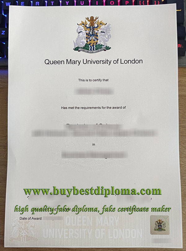 Queen Mary University of London degree, QMUL degree, Queen Mary University of London diploma, 伦敦玛丽女王大学毕业证,