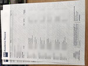 Queensland University of Technology transcript, fake QUT transcript, Queensland University of Technology certificate, 昆士兰理工大学成绩单,