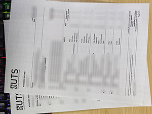 University of Technology Sydney transcript, fake UTS certificate, fake UTS transcript,