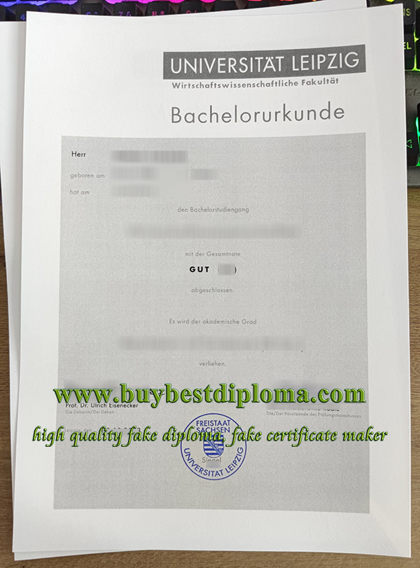 Universität Leipzig urkunde, Universität Leipzig diploma, University of Leipzig diploma, 莱比锡大学毕业证,