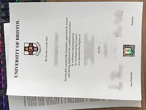 University of Bristol degree, University of Bristol transcript, University of Bristol certificate, 布里斯托大学毕业证,