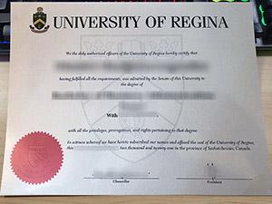 University of Regina diploma, University of Regina degree, University of Regina certificate, 里贾纳大学毕业证,