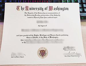 University of Washington diploma, fake University of Washington degree, University of Washington certificate,